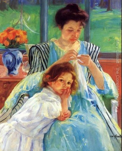 CassattMary-MotherSewing-anddaughter.png - 475.11 kb