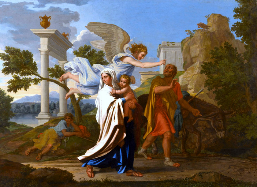 Poussin-Flight-Egypt.png - 866.54 kb